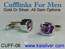 cufflinks custom cufflinks in gold or 925 silver