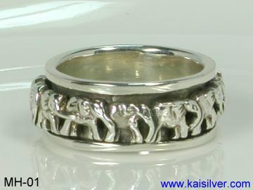 A Mens Wedding Ring