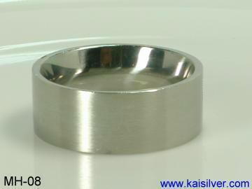 broad man wedding bands custom made to order