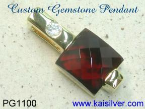custom pendant