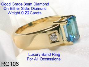 Band Ring Custom Made