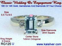 jewelry with gem stones for special occassions, promise rings