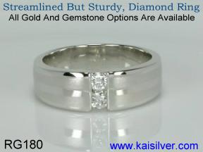 wedding diamond band rings custom