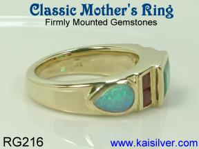 ring mother