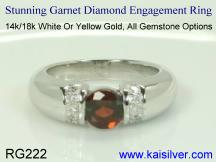 white gold diamonds engagement gold rings