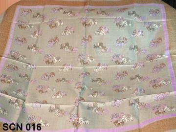 silk neck scarves, fine design