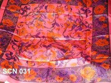 Thai silk, gorgeous scarves from Thailand