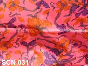 Thai life, design for this Thai silk scarf