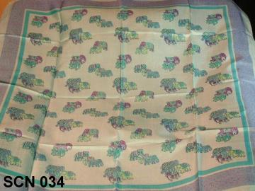 Elegant Thai silk scarf