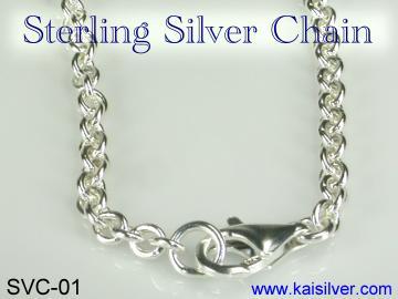 chain silver